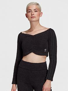 adidas-originals-relaxed-risque-off-shoulder-crop-top-black