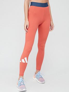 adidas-tech-fit-adilife-leggings--red