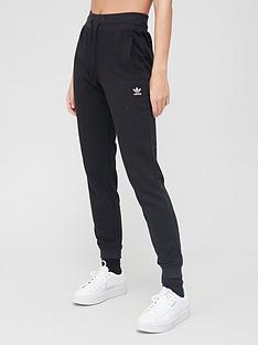 adidas-originals-trefoil-essentials-trackpants-black