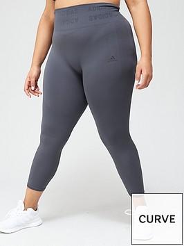 adidas-aeroknit-78-leggings-plus-sizenbsp--dark-grey