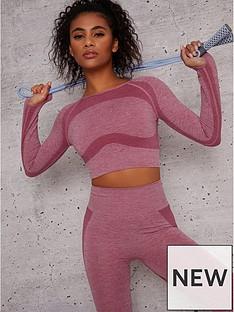 chi-chi-london-beck-sports-top-pink