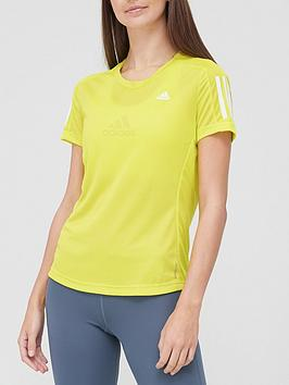 adidas-own-the-run-t-shirt-yellownbsp