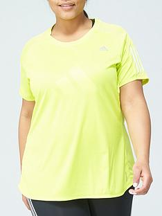 adidas-plusnbspown-the-run-t-shirt-yellow