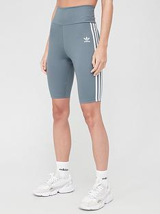 adidas-originals-high-waist-cycling-shorts-blue
