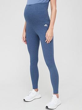 adidas-maternity-legging-navynbsp
