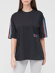 adidas-originals-tricolor-oversized-t-shirt-black
