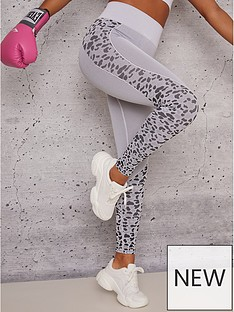 chi-chi-london-brie-leggings-grey