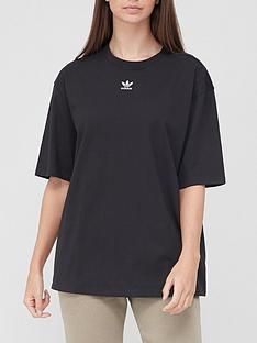adidas-originals-trefoil-essentials-t-shirt-black