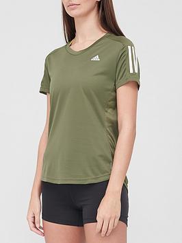 adidas-own-the-run-t-shirt-khakinbsp