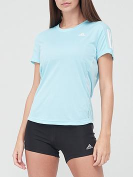 adidas-own-the-run-t-shirt-light-bluenbsp