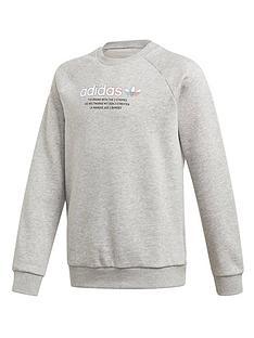 adidas-originals-childrens-adicolornbspcrew-new-medium-grey-heather