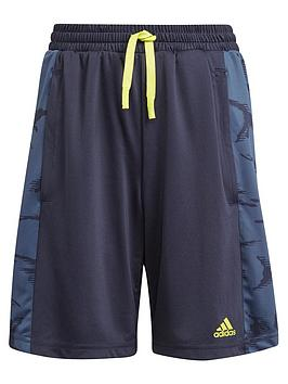 adidas-boys-camo-shorts