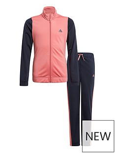 adidas-girls-trnbsptracksuit-pinknbsp