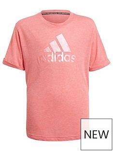 adidas-girls-fi-logo-tee