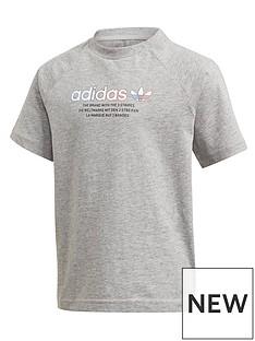adidas-originals-childrens-adicolour-tee-medium-grey-heather