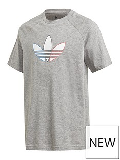 adidas-originals-originals-adicolour-childrens-tee-medium-grey-heather