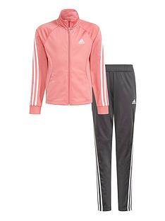 adidas-girls-team-pesnbsptracksuit-pinknbsp
