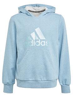 adidas-girlsnbsplogo-hoodie-blue