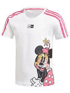 adidas-little-girls-disney-minnie-mouse-t-shirtnbsp--whitepink