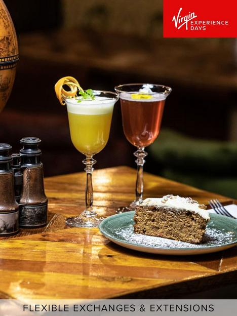 virgin-experience-days-cakes-and-cocktails-for-two-at-mr-foggs-gin-parlour-covent-garden