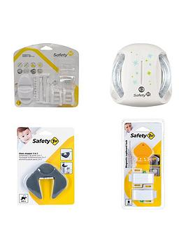 Product photograph showing Safety 1st Home Safety Kit