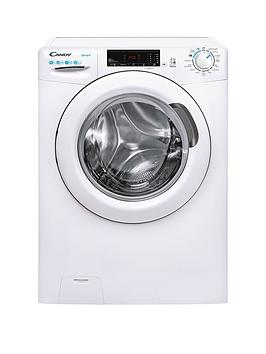 Candy Cs 149Te/1-80 Smart 9Kg Load, 1400 Spin Washing Machine - White