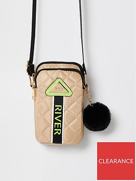river-island-girls-quilted-cross-body-bag-beige