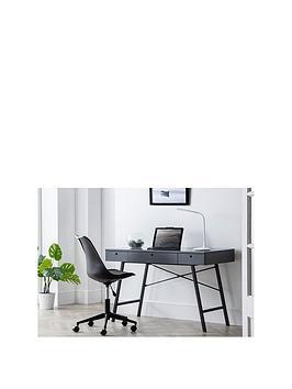 julian-bowen-trianon-desk-grey