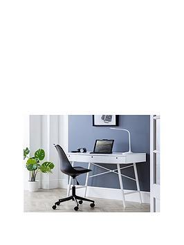 julian-bowen-trianon-desk-white