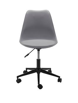 julian-bowen-erika-office-chair-greyblack
