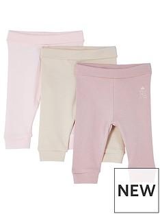 river-island-baby-girls-multi-pack-basic-legging-pink