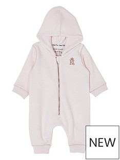 river-island-baby-baby-girlsnbspzip-all-in-one-pinknbsp