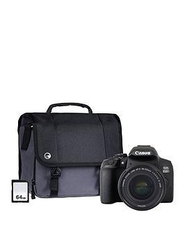 canon-eos-850d-slr-camera-kit-withnbspef-s-18-135mm-f35-56-is-lensnbsp64gb-memory-card-andnbspsystem-bag