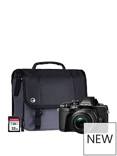 olympus-olympus-om-d-e-m10-mk-iii-camera-kit-inc-14-42-mm-f35-56-ez-pancake-lens-32gb-sd-and-case-black