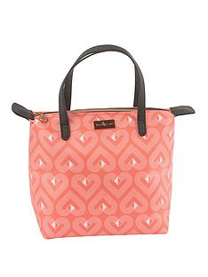 beau-elliot-beau-elliot-insulated-vibe-coral-7l-luxury-lunch-tote-500ml-bottle