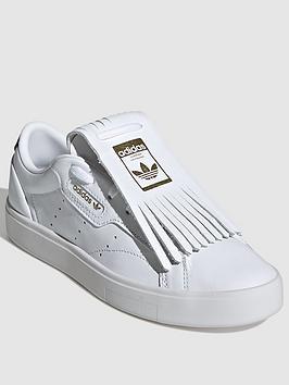 Adidas Originals Sleek - White