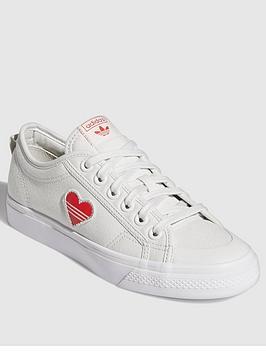 adidas-originals-nizza-trefoil-whitered