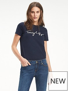 tommy-hilfiger-tommy-heritage-crew-neck-graphic-t-shirt