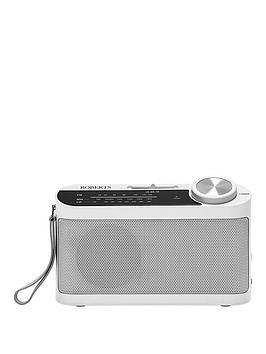 roberts-r9993w-3-band-portable-battery-radio