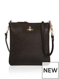 vivienne-westwood-victoria-new-cross-body-bag-black