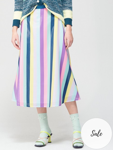 olivia-rubin-penelope-sequin-rainbow-skirt-multi