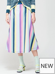 olivia-rubin-penelope-sequin-rainbow-skirt-multi