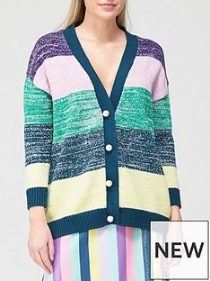 olivia-rubin-mika-sequin-stripe-cardigan-multi