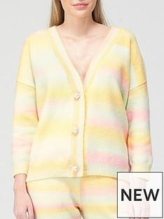 olivia-rubin-cecily-pastel-ombre-knit-cardigan-multi