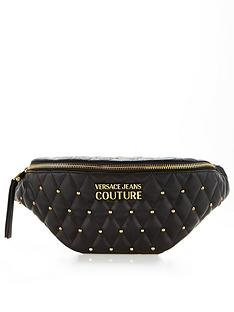 versace-jeans-couture-quilted-belt-bag-black