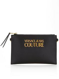 versace-jeans-couture-logo-cross-body-pouch-bag-black