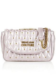 versace-jeans-couture-metallic-quilted-cross-body-bag-silver