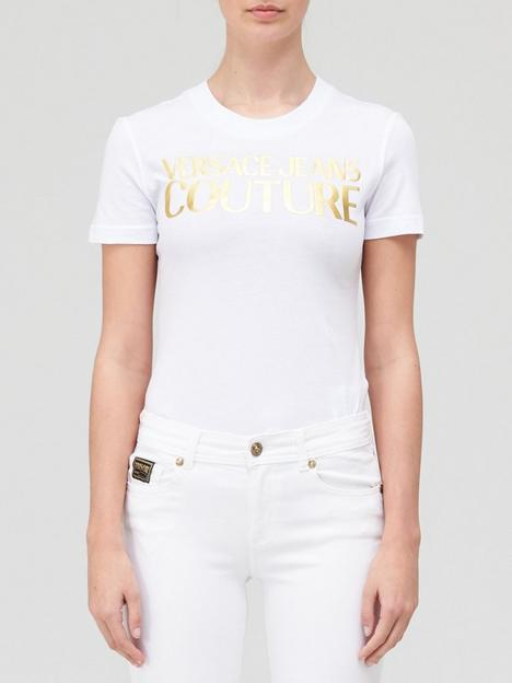 versace-jeans-couture-logo-t-shirt-white
