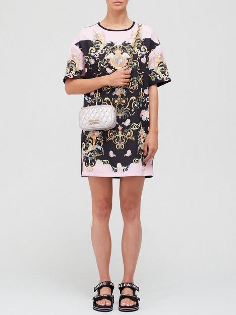 versace-jeans-couture-baroque-print-t-shirt-dress-multinbsp