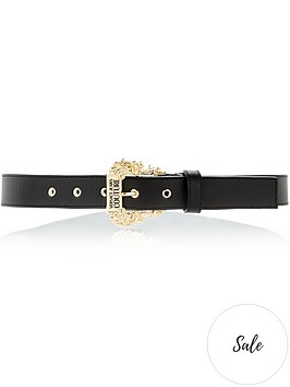 versace-jeans-couture-logo-small-buckle-belt-black